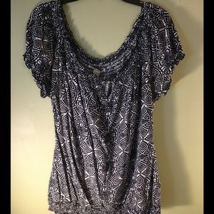 Tops - Lucky Brand Top size Large
